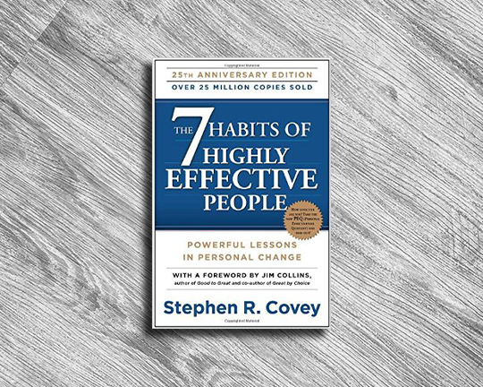 THE 7 HABITS  STEPHEN R. COVEY  MARCH 2017