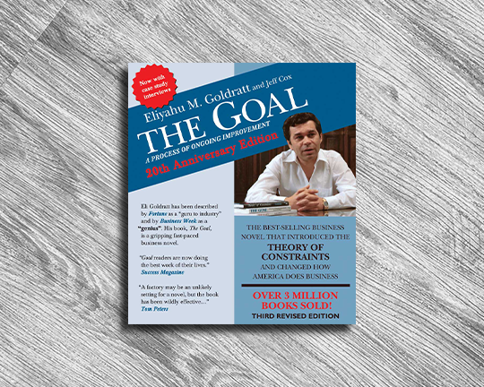 THE GOAL  ELIYAHU M. GOLDRATT & JEFF COX  FEBRUARY 2017