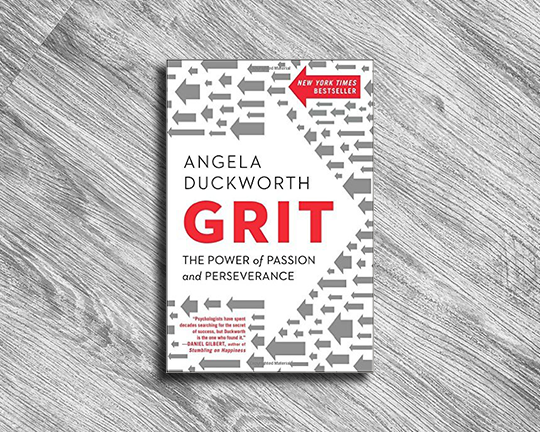 GRIT  ANGELA DUCKWORTH  APRIL 2017