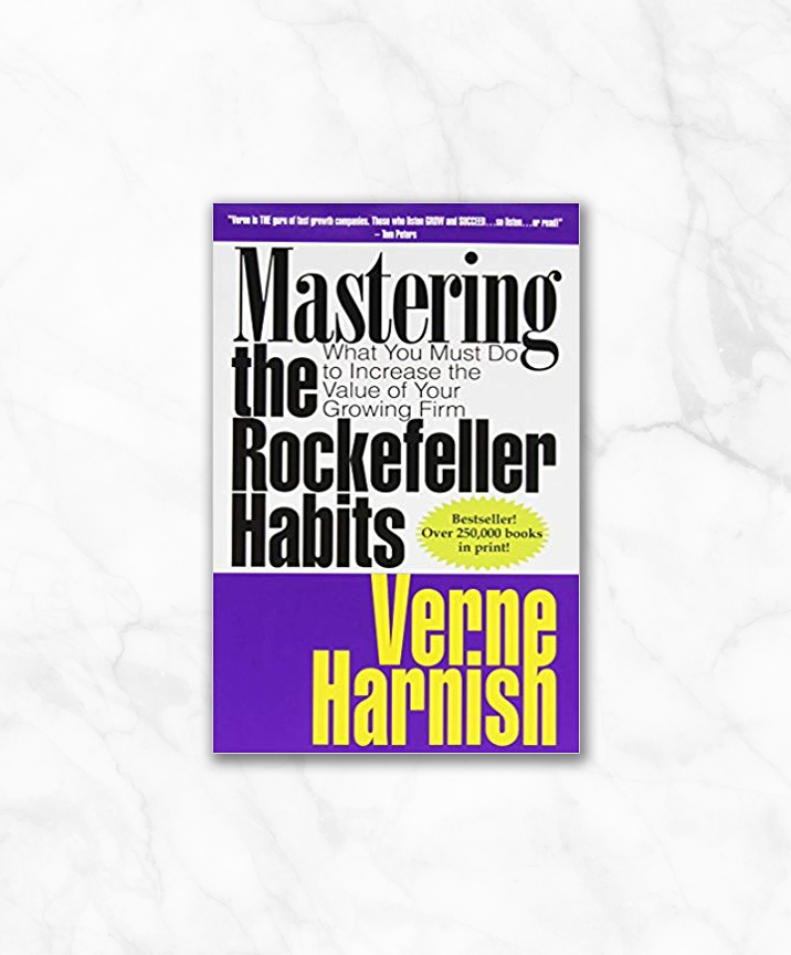 mastering the rockefeller habits by verne harnish.jpg