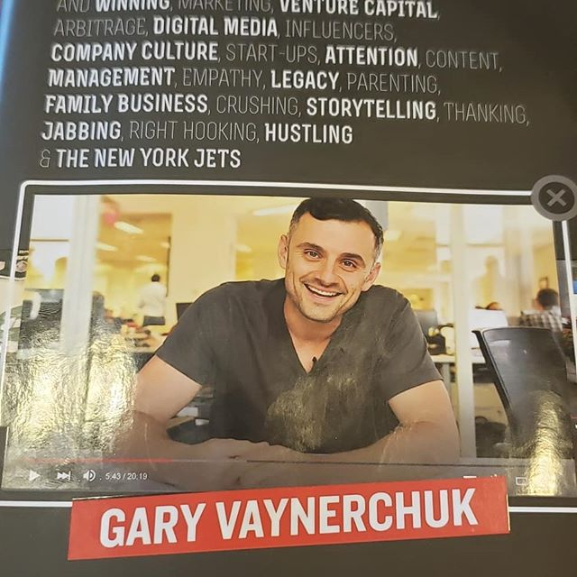 Venturing off my reading  list today :) The quickest  way to cash  positivity is SALES!!!! #garyvee #business #cashflow #sales #entrepreneur