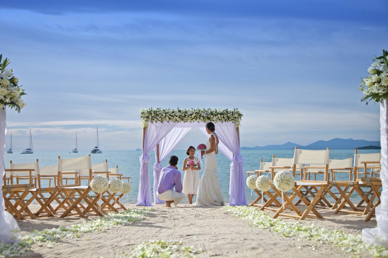 Wedding Villa - Upni Duniya Samui
