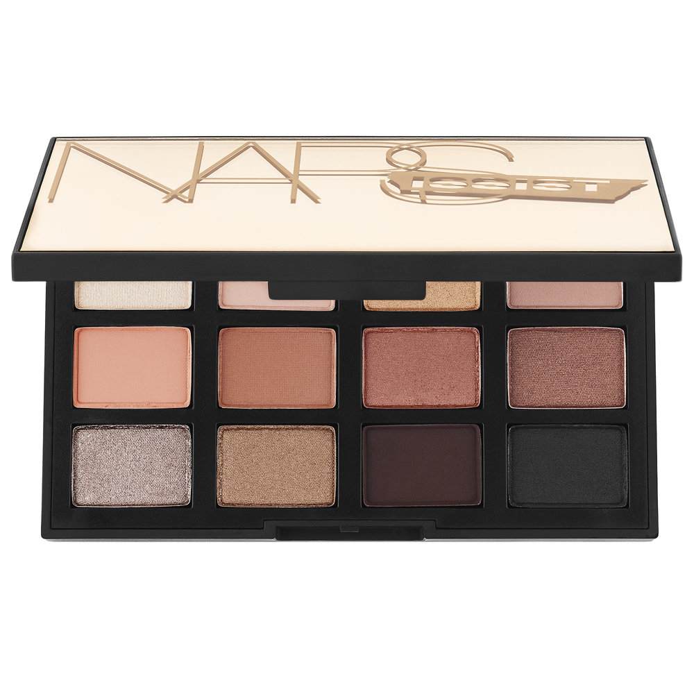 NARSissist Loaded Eyeshadow Palette - This is my most used eyeshadow palette of the year!  I love that there is a mix of both mattes and shimmers (that are no where near glittery, btw).  You can create an everyday look with the matte shadows or build up the drama with the darker shimmers.  Another reason it's a big winner this year is that is features cool, warm, and neutral tones which mean everyone can find a color to flatter their skin type!  This is a bold statement but I'm pretty sure it beats out the beloved Urban Decay Naked palette -- yup I said it.