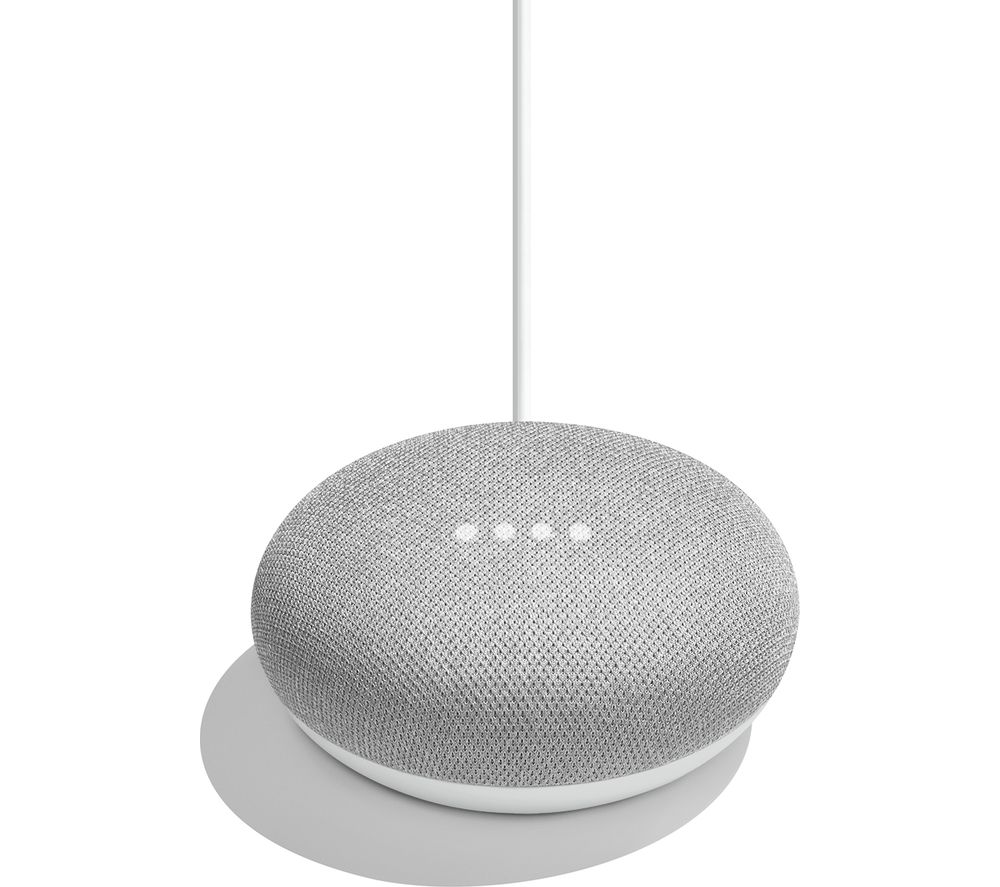 Google Home Mini - Our newest addition to the home was been this little beauty and we are obsessed, so obsessed in fact we bought almost everyone we know one for Christmas.  The Google Home Mini is incredibly user friendly, can pretty much answer any question you have, thanks to the Google search engine, and it's low profile makes it blend into any decor.  If you have been in the market for a virtual home assistant I highly recommend Google's.