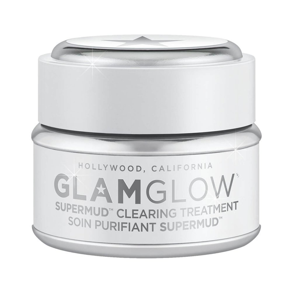 GlamGlow Supermud Clearing Treatment - GlamGlow makes my favorite masks ever!  Their products are so concentrated so a little goes a long way and, BONUS, they actually do what they say they are going to do!  I love this clearing mask for those pesky pimples that just won't go away or the ones that settle their way under the skin making your skin super tender.  I like to use this allover and let also as a spot treatment overnight.
