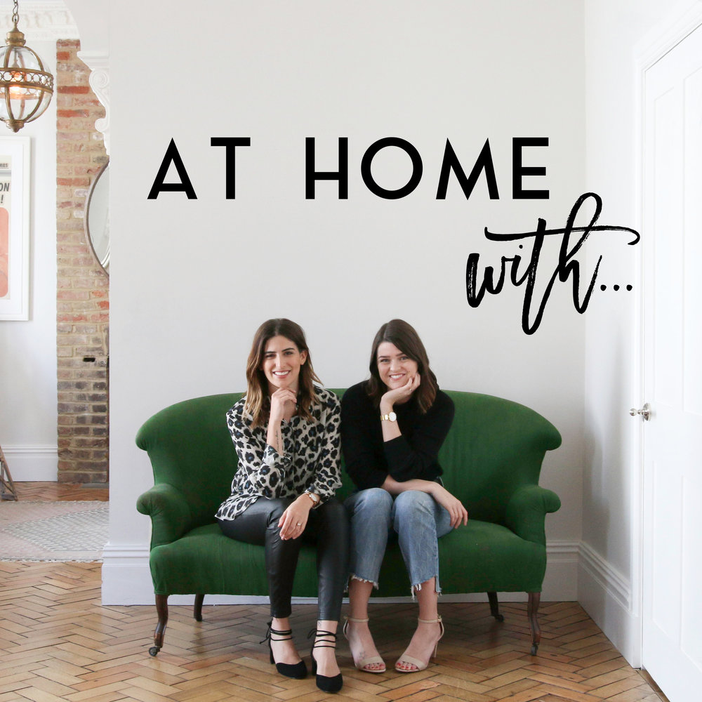 At Home With... - At Home With...stars Lily Pebbles and Anne Newton, my two favorite British beauty Youtubers and bloggers, as they go into the homes of fabulous female entrepreneurs and learn about their success stories and their homes.  I love this podcast so much because it's incredibly soothing to listen to (perfect distraction from annoying traffic on the 405) and I love listening to British accents, lol.  My favorite episodes are Terry De Gunzburg (founder of By Terry), Lisa Eldridge (Creative Director of Lancome), and Zoe Sugg (Youtuber, Author, and Founder of Zoella Beauty).