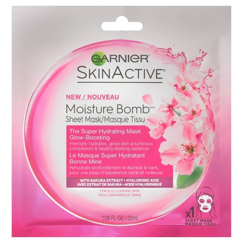 Garnier SkinActive Moisture Bomb Sheet Mask - If you're brave enough to wear a sheet mask on a plane this one if my absolute favorite! It's super hydrating, cheap (yay!), and doesn't slide around (which to me is it's biggest selling point). For the ultimate hydration situation I like to wear this for 20-30 minutes, pat the excess into my skin after I take it off, and then add a pearl sized amount of Jet Lag Mask. Bye bye dryness!