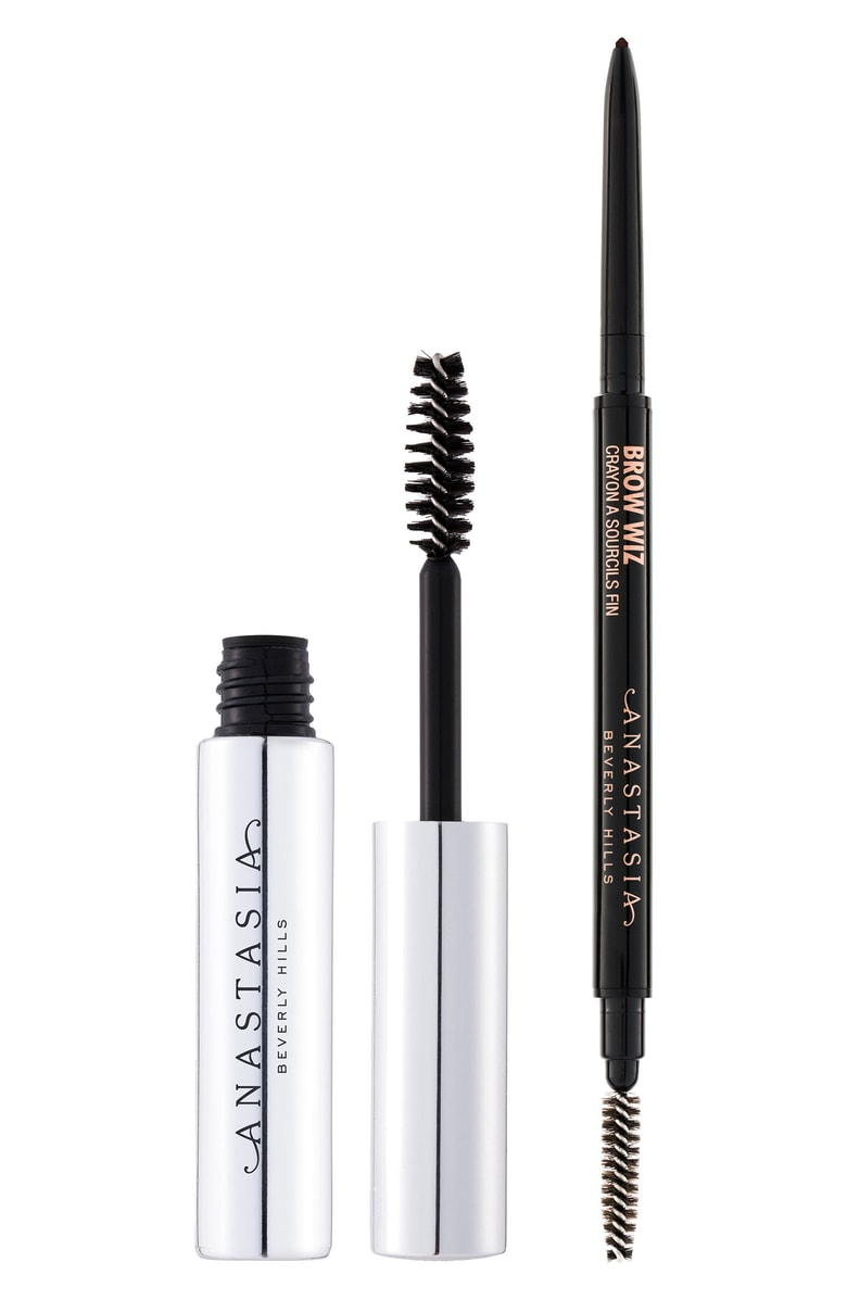 Anastasia Beverly Hills Brow Duo - This is the ONLY brow pencil I use (Soft Brown to be exact).  I love the fine pencil for making realistic and naturally full brows.  The brow gel is also really great and you're basically getting it for free with this duo.