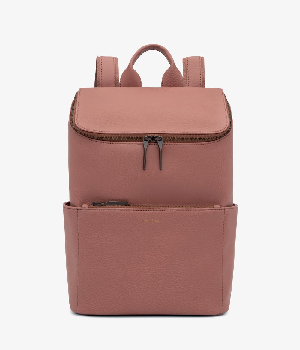 Brave Backpack in Clay - $145
