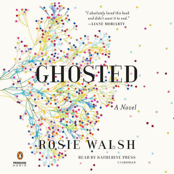 #5 - Ghosted by Rosie Walsh - A super quick and entertaining read about a whirlwind romance that goes strangely quiet when Eddie stops returning Sarah's phone calls. She knows he loves her, so what does he know that she doesn't?Perfect for a vacation or day home sick in bed.Read my full review here!