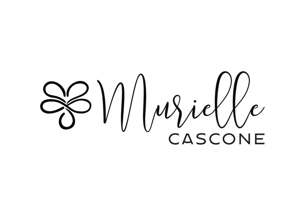 Murielle Cascone •Logo Design