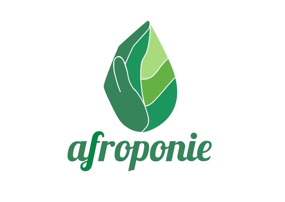 Afroponie •Logo Design