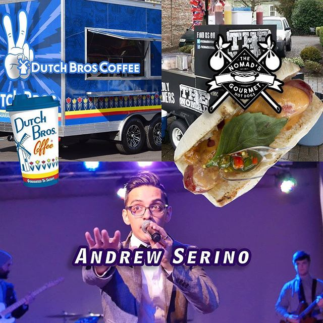 "The gates open at 5pm!  Come hang out in the park, grab a drink from Dutch Bros. Coffee Vancouver, Try a gourmet hot dog from The Nomad's Gourmet Hot Dogs, and listen to live music by Andrew Serino (from the band Truly Madly). This is NOT a grand opening. This is an opportunity for us to show off our plans for the space, and give everyone a taste (pun intended) for what the future holds here at Columbia Food Park.  We will be hanging out with no specific agenda, so feel free to stop by anywhere between 5 and 10pm tonight. We encourage you to continue to check out Vancouver's Downtown Association ""First Friday Art Walk"" as well."