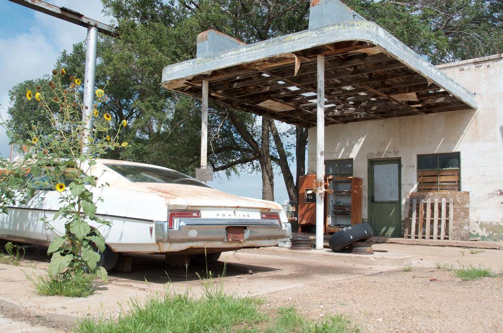 Glenrio, Texas