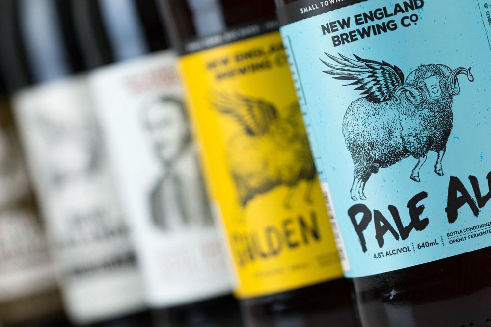 New England Brewing Nosh Narrabri Exhibitor