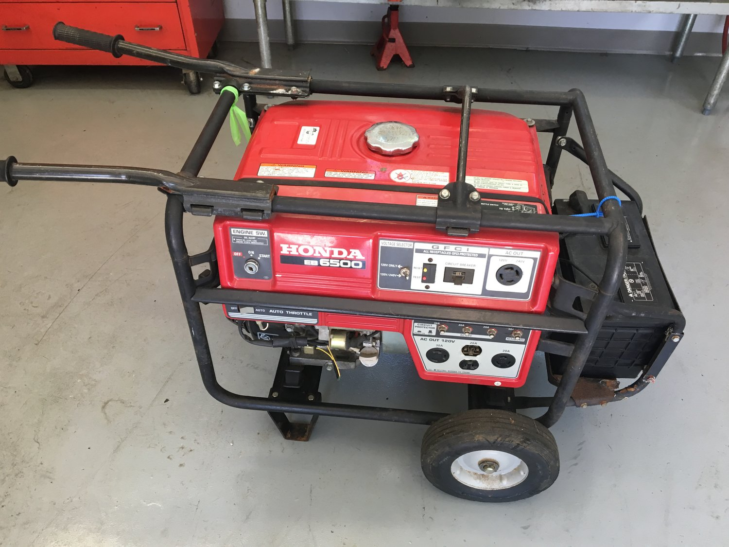 Portable Generator Repair Coastal Enginuity Wiring House To As Well