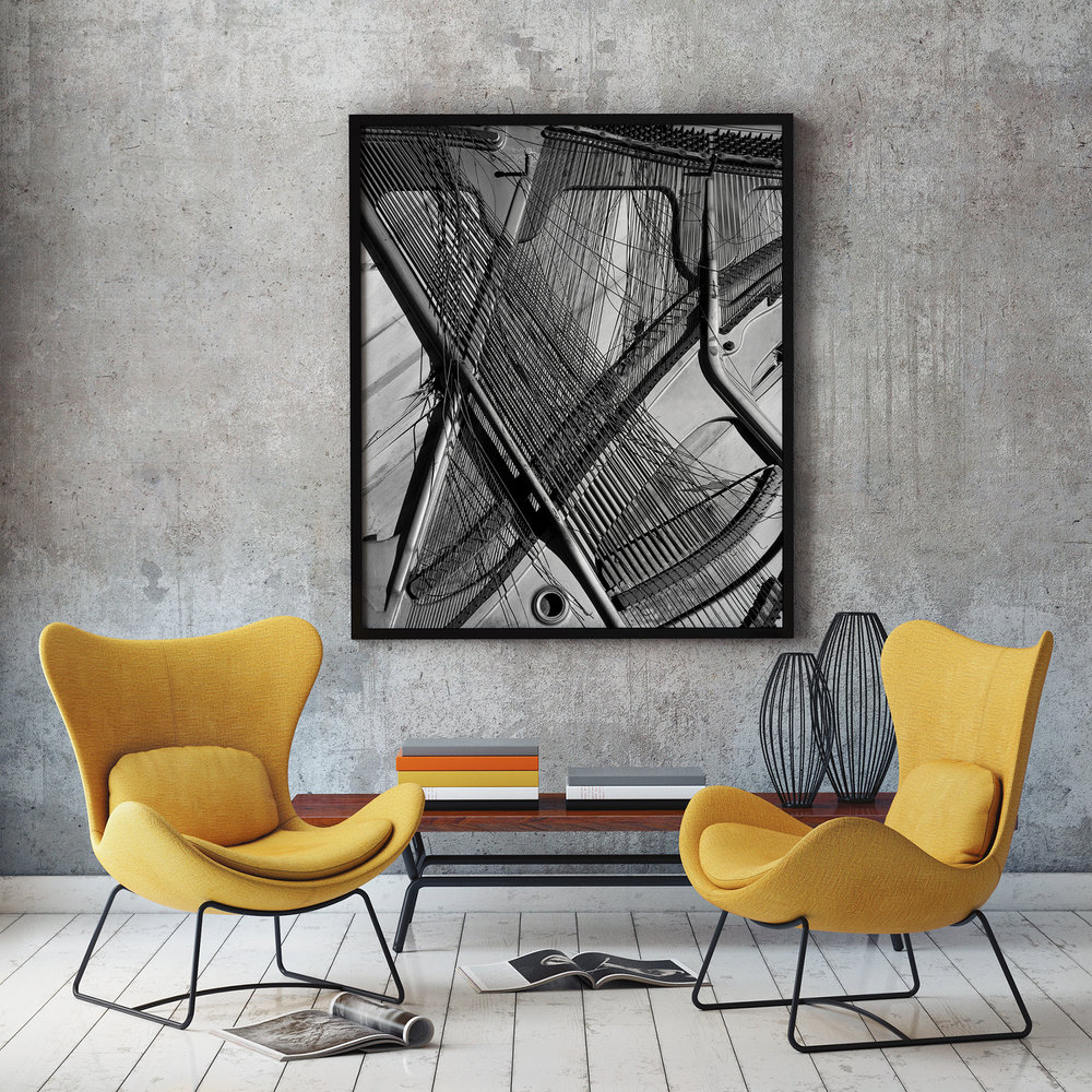 Fine Art Archival Pigment Prints are perfect for home and work space decor. Images may be ordered in sizes from 4x5 to 32x40 inches.