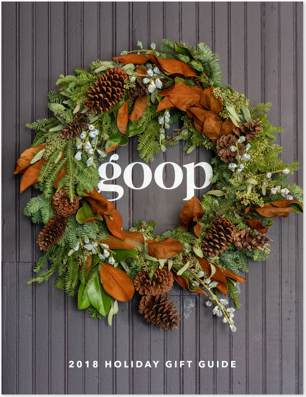 Goop November 2018
