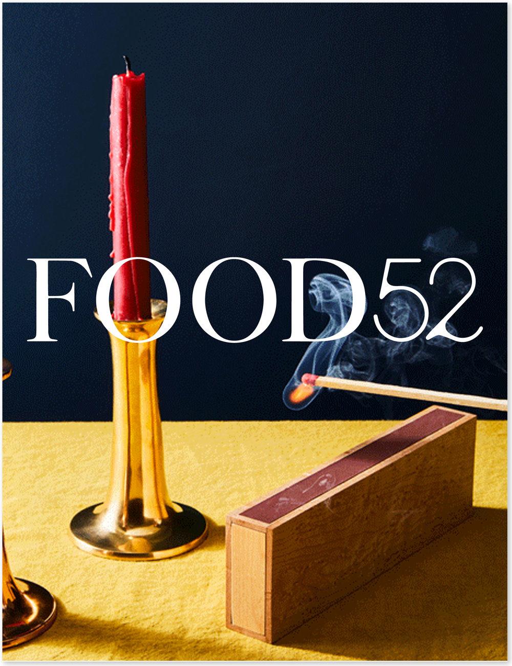 Food52 November 2018