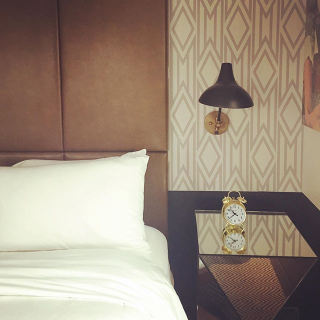 Woke up feeling #inspired after a small #weekendgetaway filled with #tedtalks #finedining #history and #beautiful #design at the #watermarkhotel #downtownbatonrouge . . . #louisiana #interiordesign #weekendaway #checkingout #hoteldesign #designdetails #autographcollectionhotels #marriott #onourwayhome