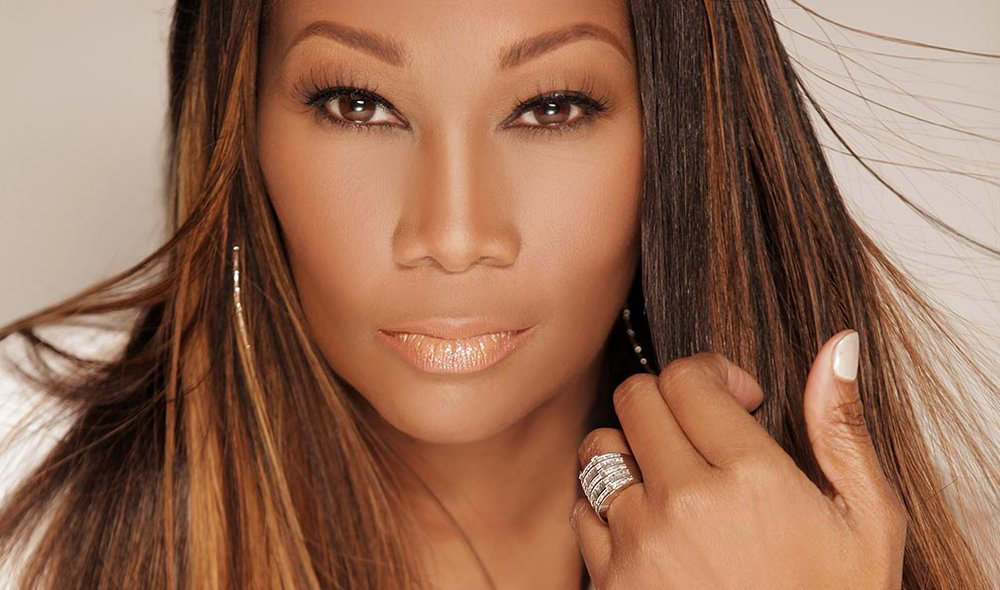 Co host, Yolanda Adams