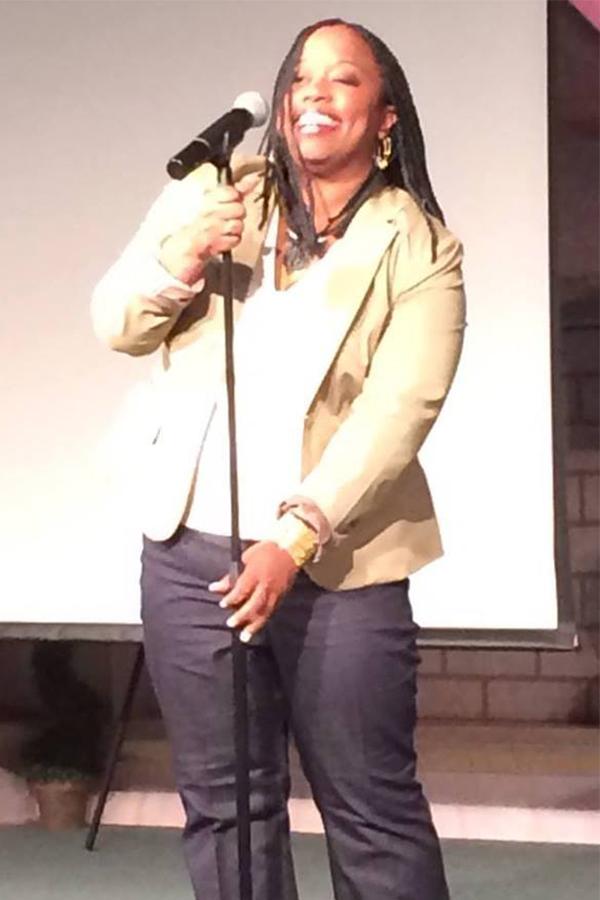 Praise  - Sherri Lynn Johnson
