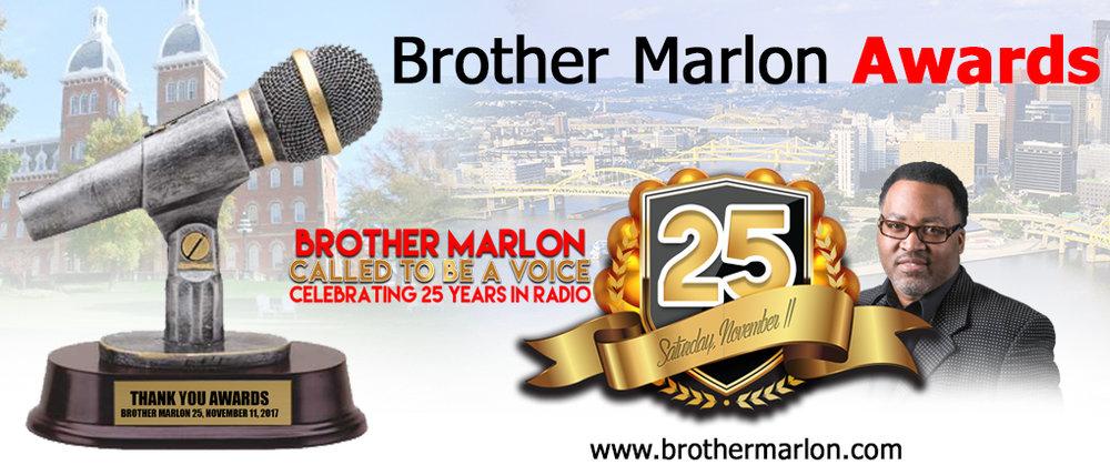 Brother Marlon Awards.jpg