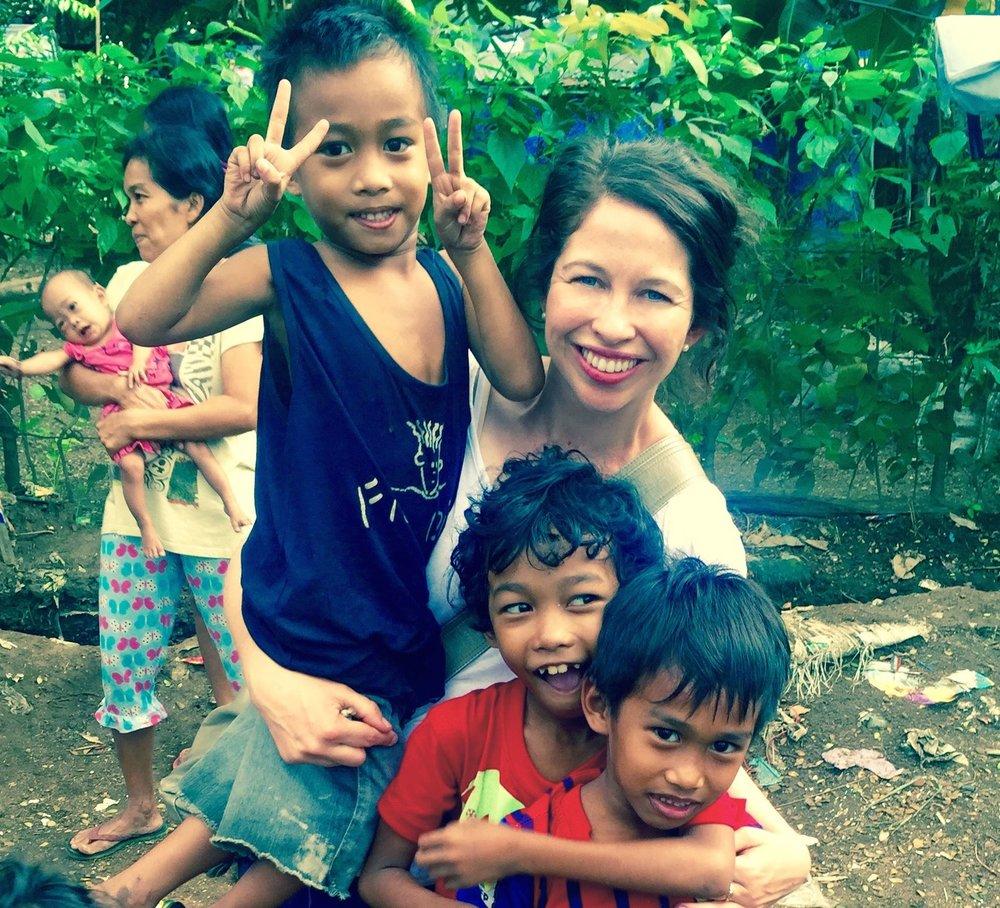 Therese Manila Trip 2015