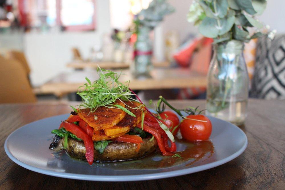 Veggie Stack - Nominated OnePlate dish.