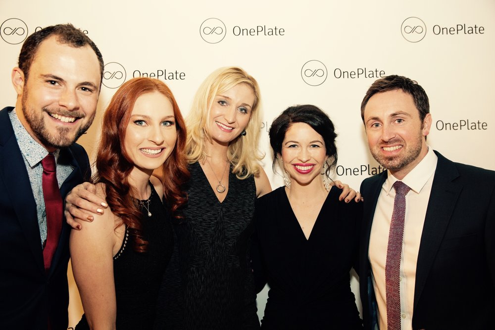The OnePlate Team