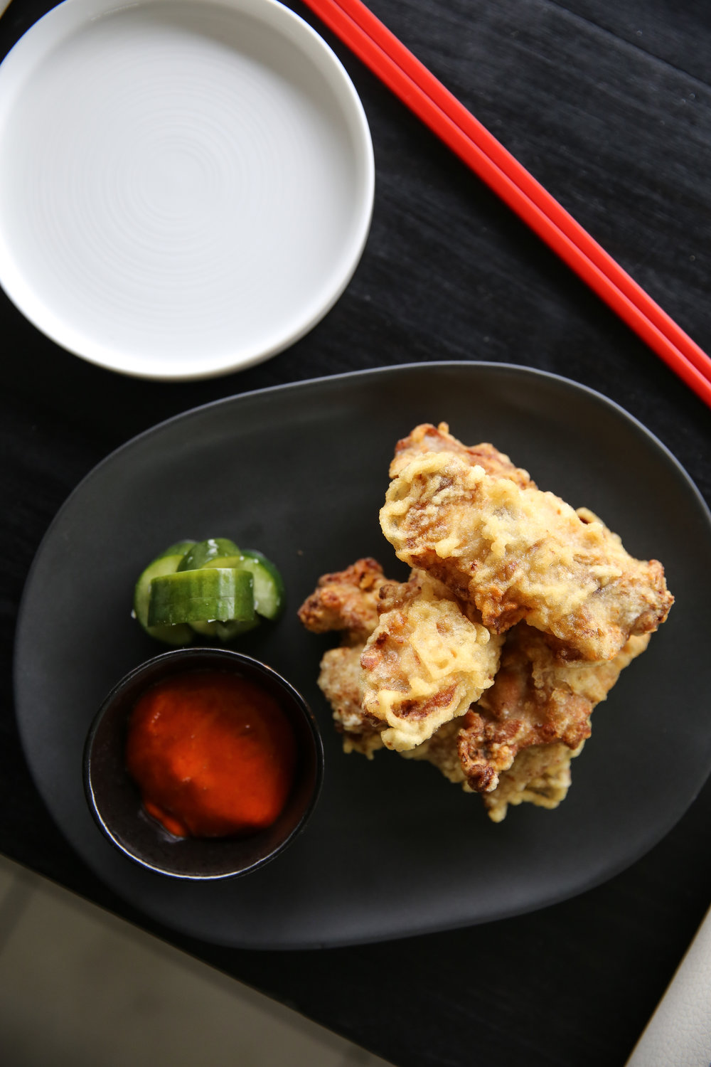 An Uong Fried Chicken Ribs