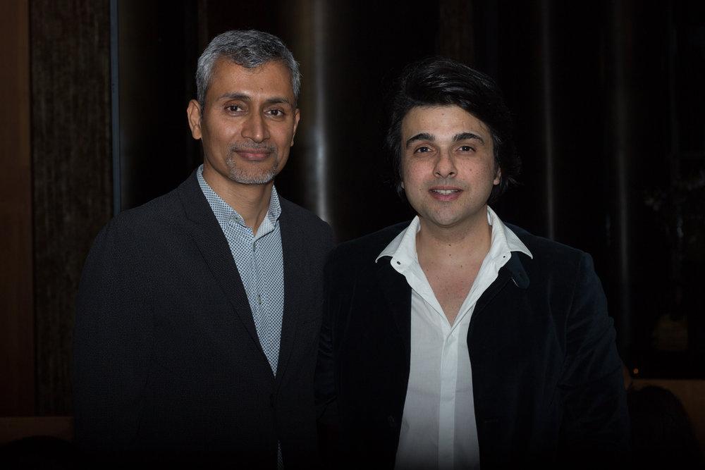 Prashaant Kochhar with Abdul Hameed Khan.jpg