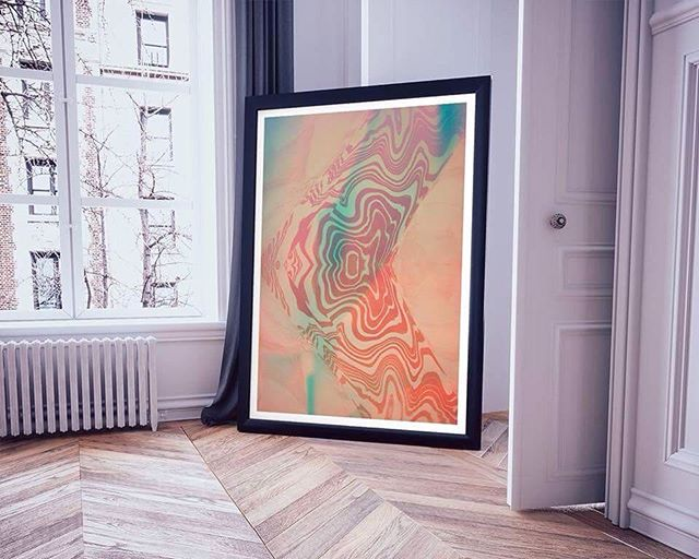 NEW WORK // www.illume.tv New prints available in the store!! #soscent #australiancreatives #editorial #nature #sunset #swoon #rocknroll #gigposter #albumart #glitch #glitchart #colour #palette #shopnow #maker #buylocal #maker #craft #digitalart #branding #synaethesia #mindfulness #mindful #emotion #pschology #print #meditation #reverie #dream #dreamstate