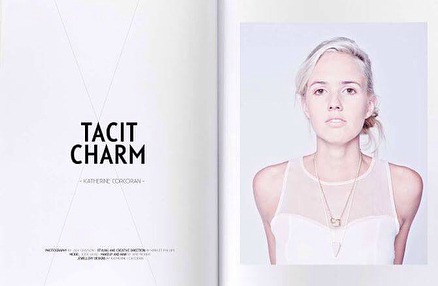 #fashionstyling and #creativedirection  for TACIT CHARM featured in Odyssey Magazine #fashion #styling #design #sydney #australia #magazine #featured #jewellry #design #creative #indie