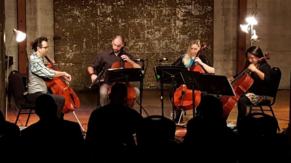 LOVE4CELLO to headline the St. George's 2017 March Concert, March 19 at 4PM