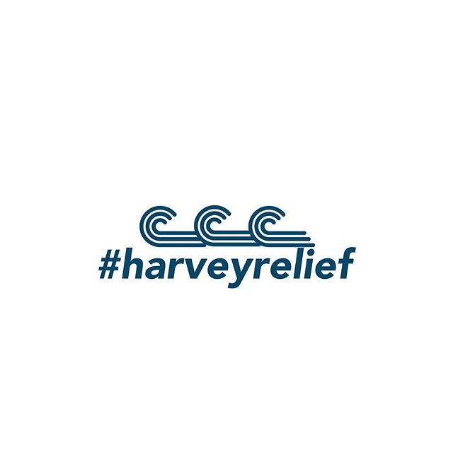 We are saddened to see to destruction that hurricane Harvey is causing to Houston and the surrounding area. We are also incredibly inspired by the tremendous relief effort! That is why all Clean Collab proceeds will go to the @americanredcross for the foreseeable future. We also encourage you to donate to them directly, a link can be found in our bio. It is important to remember that this IS a climate change issue. Higher water levels and temperatures created this record breaking storm, it's our responsibility as world citizens to stop it. Our thoughts and prayers are with those affected.  Stay strong. #harveyrelief