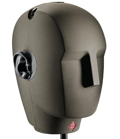 Binaural 'Dummy Head' Stereo Microphone