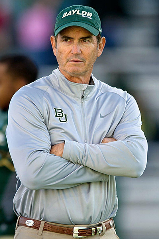Former Baylor head coach, Art Briles