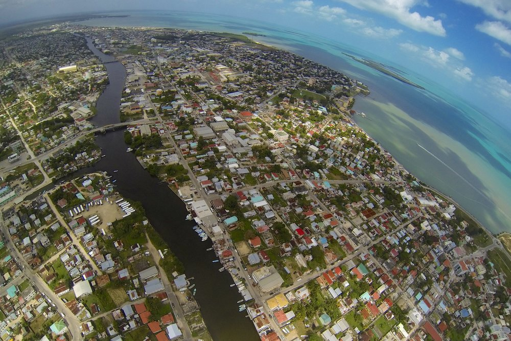 BELIZE CITY & REEF