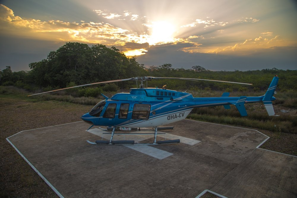 Bell 407  -  When the mission calls for speed, performance and reliability look no further!