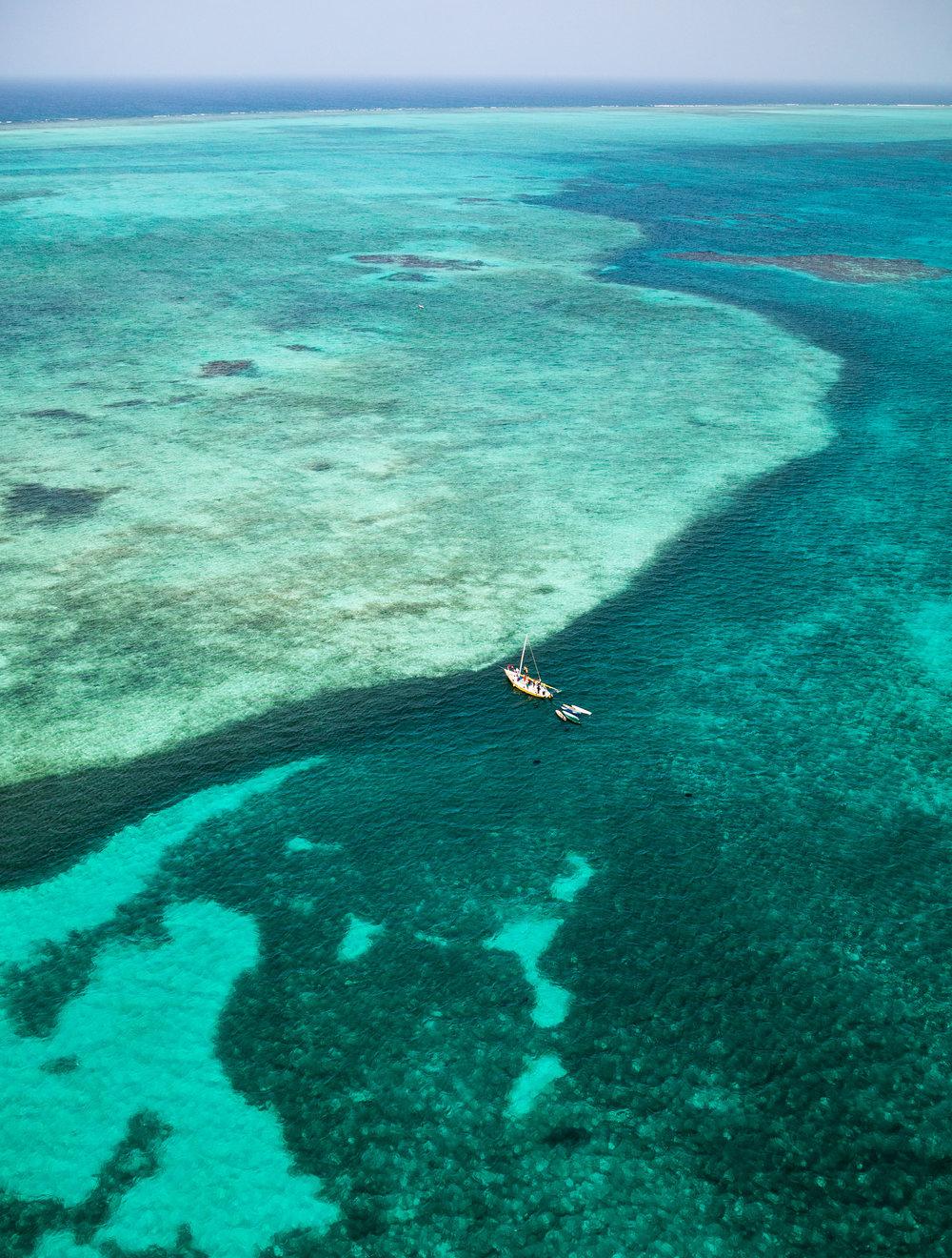 Light House Reef Views