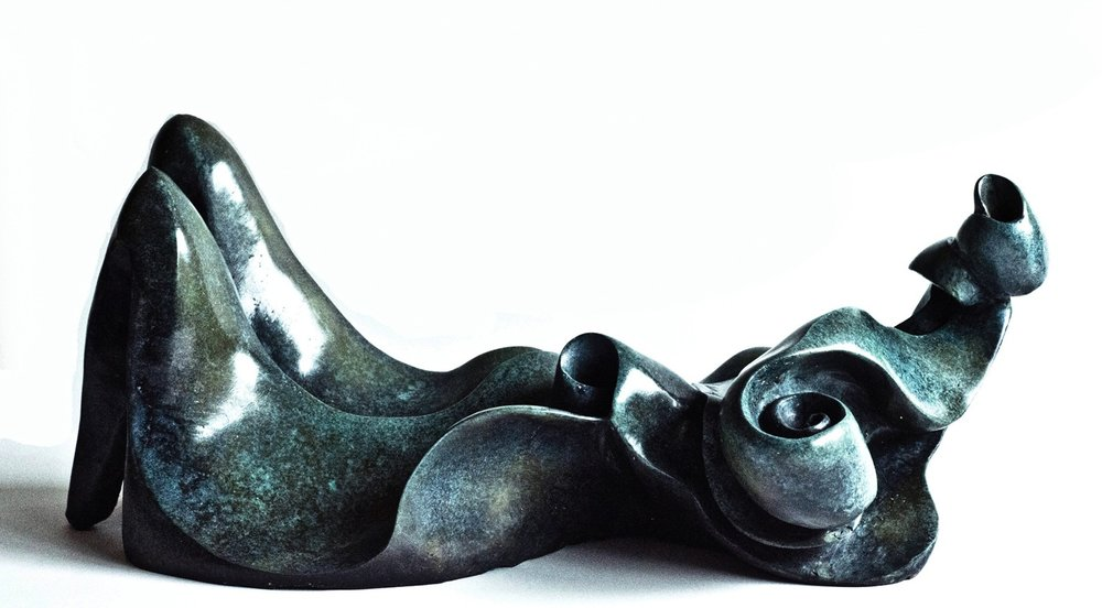 Feminality 40.15.20 cm Bronze