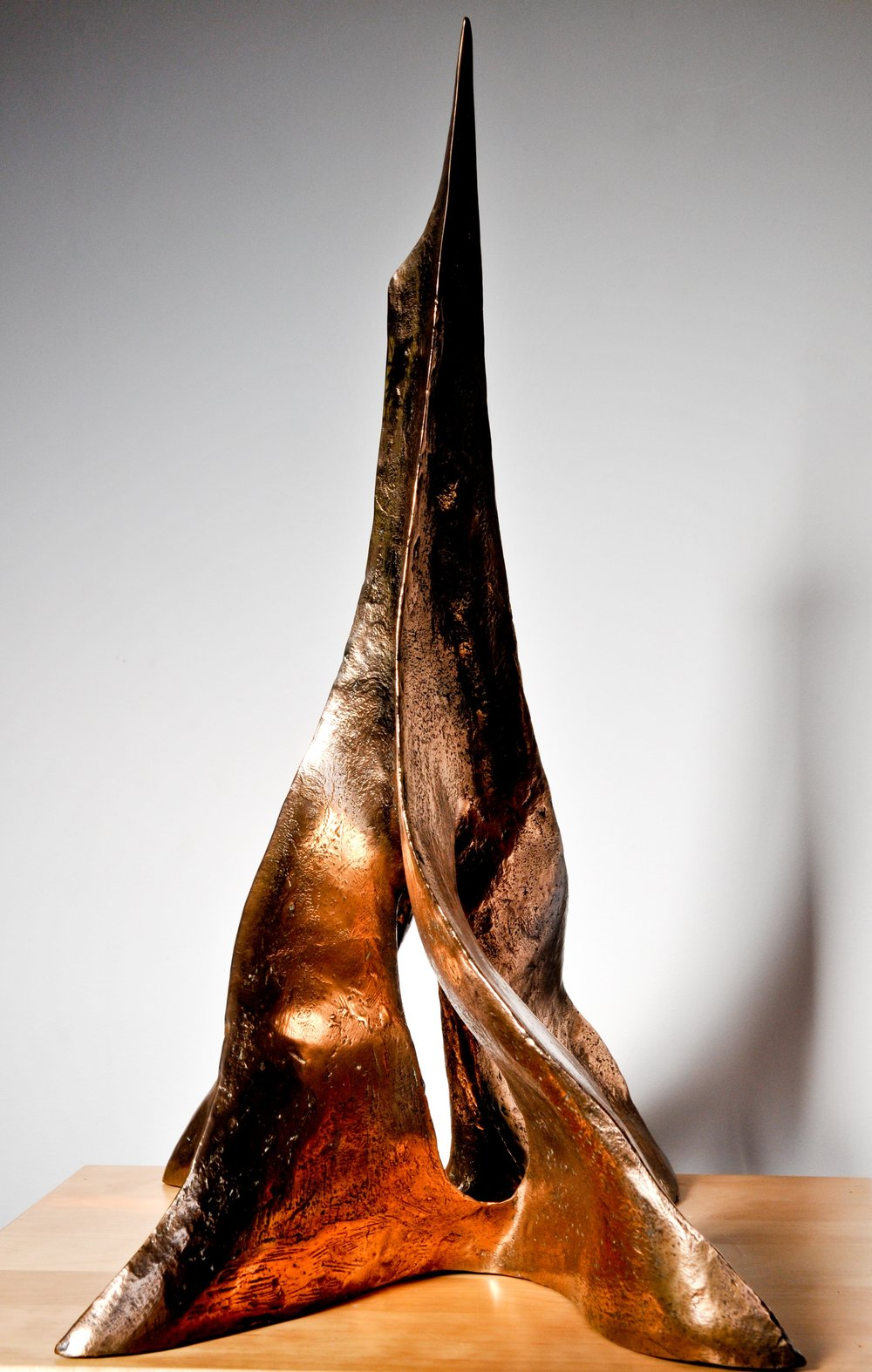 Energy in Harmony     60.52.39 cm     bronze