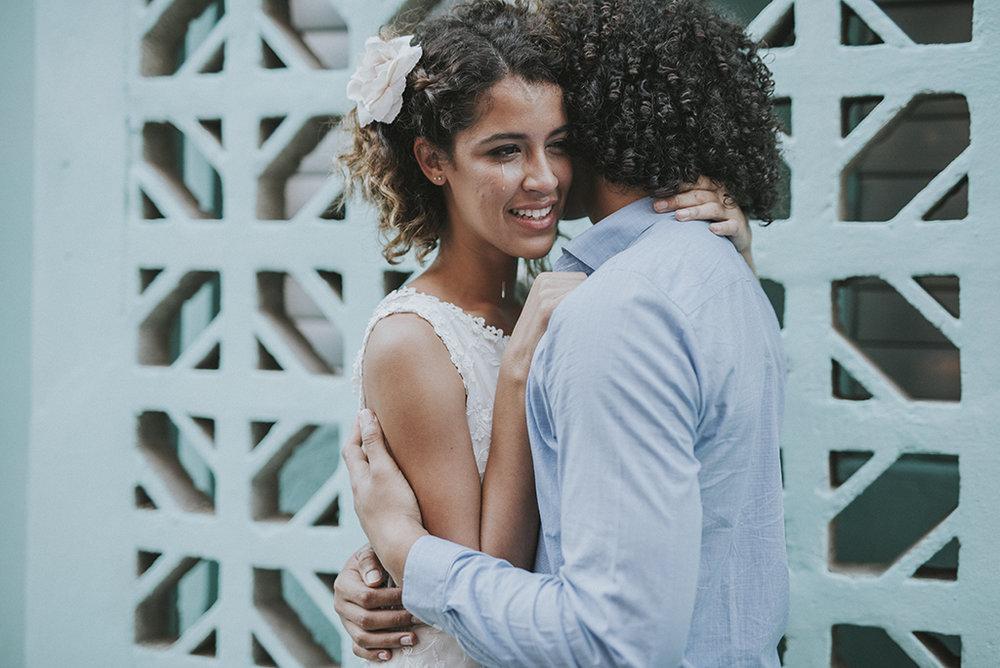 Inne i Havanna fick vi till och med Claudia att fälla en tår när hon kramade Nelson <3