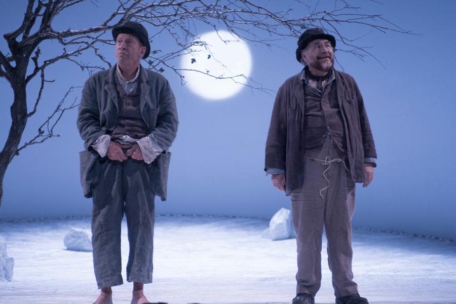 Waiting For Godot   by Samuel Beckett   Royal Lyceum, Edinburgh   Directed by Mark Thompson Designed by Michael Taylor
