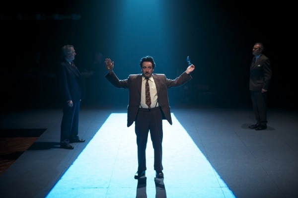 Democracy   by Michael Frayn   Old Vic, Theatre,  London  Crucible Theatre , Sheffield  Directed by Paul Miller Designed by Simon Daw Sound by Ben & Max Ringham