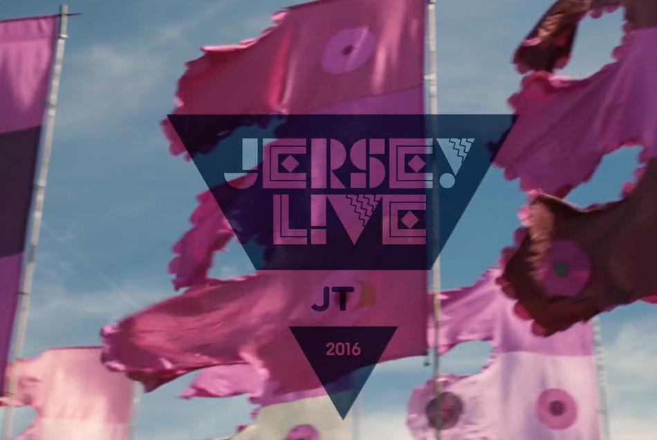 JT X JERSEY LIVE FESTIVAL