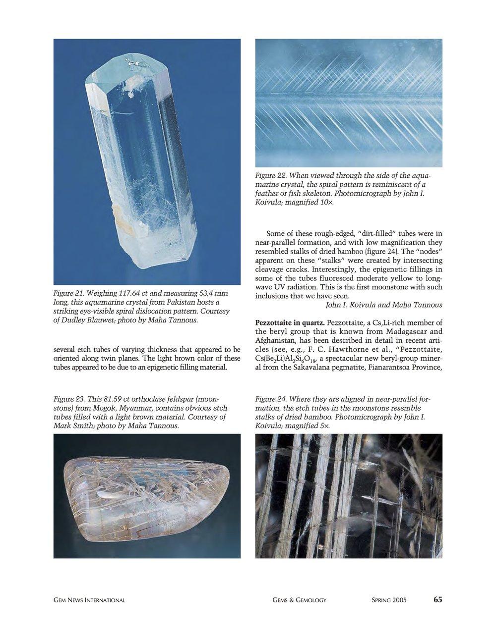 Gems & Gemology - Spring 2015 p.2