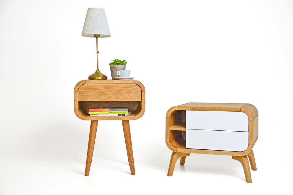 Medinių baldų dizainas -