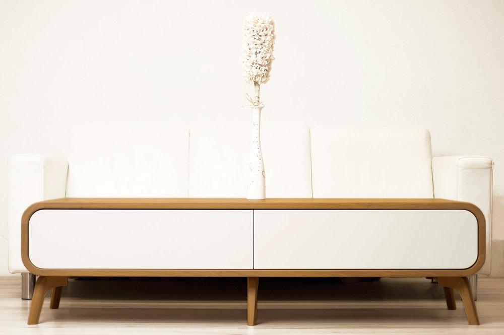 Trys pagrindiniai medžio tipai naudojami baldų gamyboje -